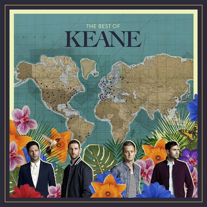Keane @ Royal Oak Music Theatre - Royal Oak, MI