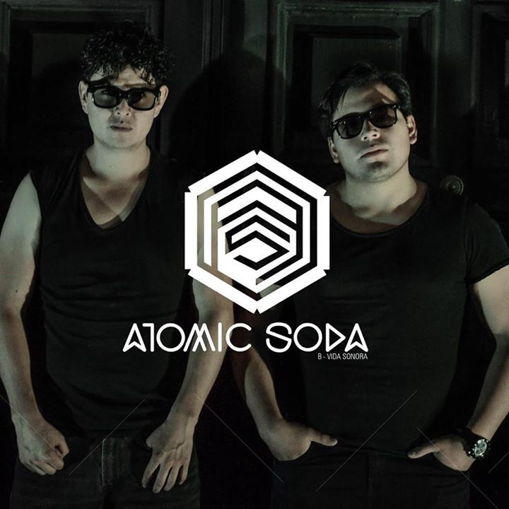 THE ATOMIC SODA Tour Dates
