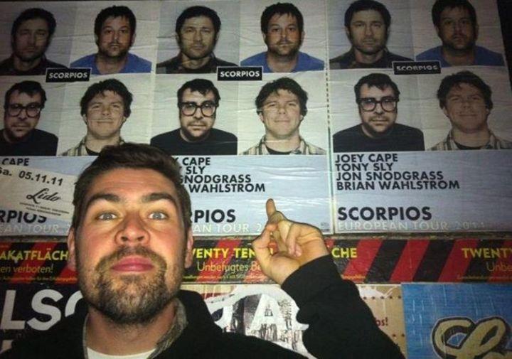 Scorpios @ Audio - Glasgow, United Kingdom