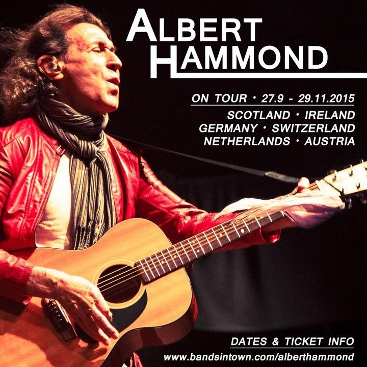 Albert Hammond @ Bush Hall - London, United Kingdom