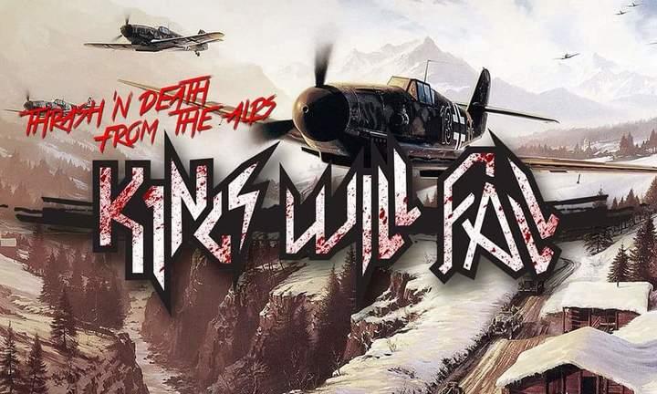 Kings Will Fall - KWF Tour Dates
