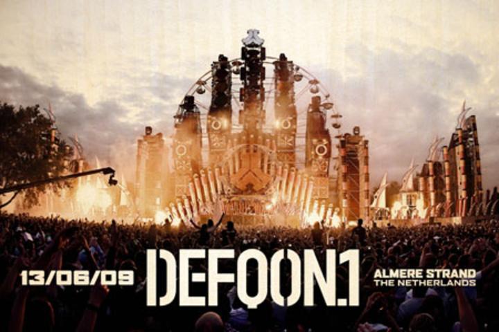 Defqon 1 @ Centro de Eventos Munich - Lo Espejo, Chile