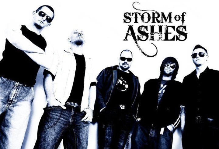 Storm Of Ashes Tour Dates