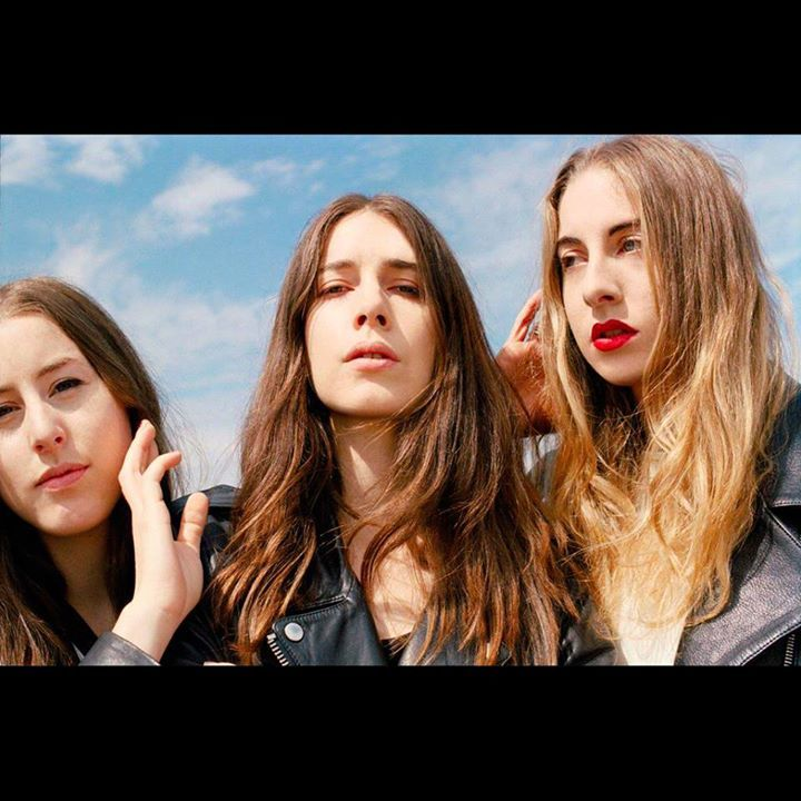 HAIM @ T in The Park - Balado, United Kingdom