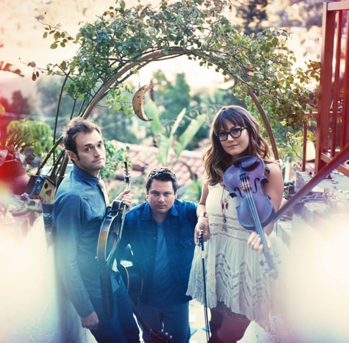 Nickel Creek @ Murat Theatre at Old National Centre - Indianapolis, IN