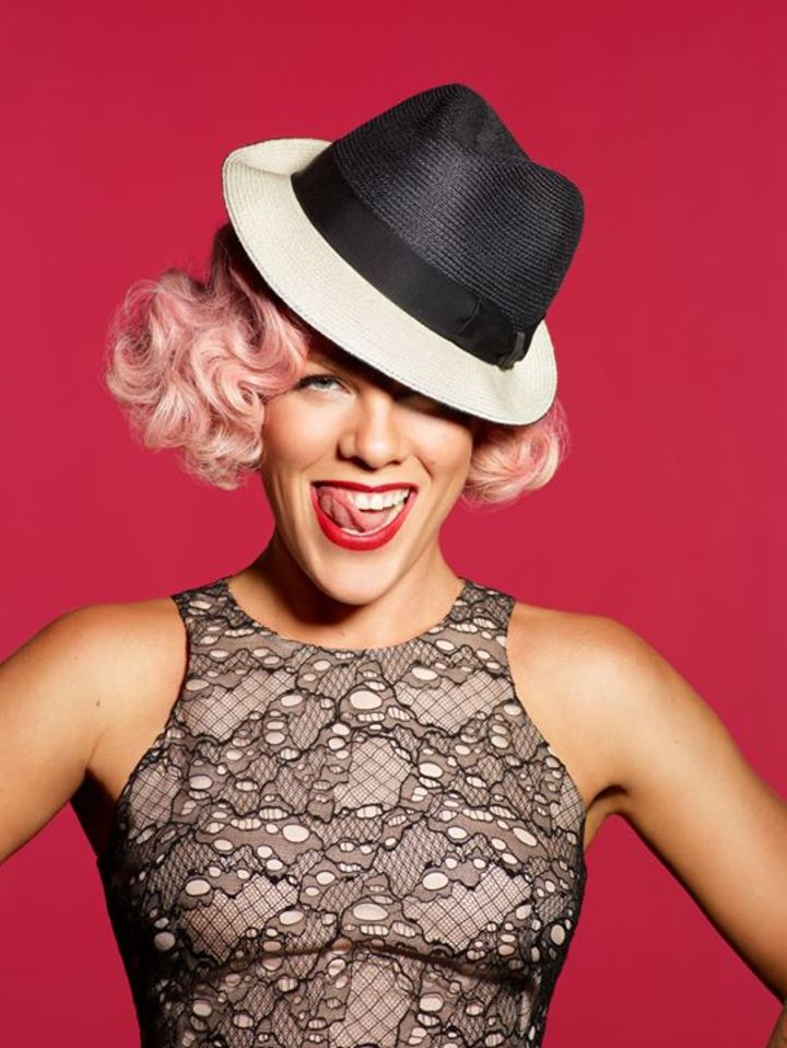 Pink @ Adelaide Entertainment Centre - Hindmarsh, Australia