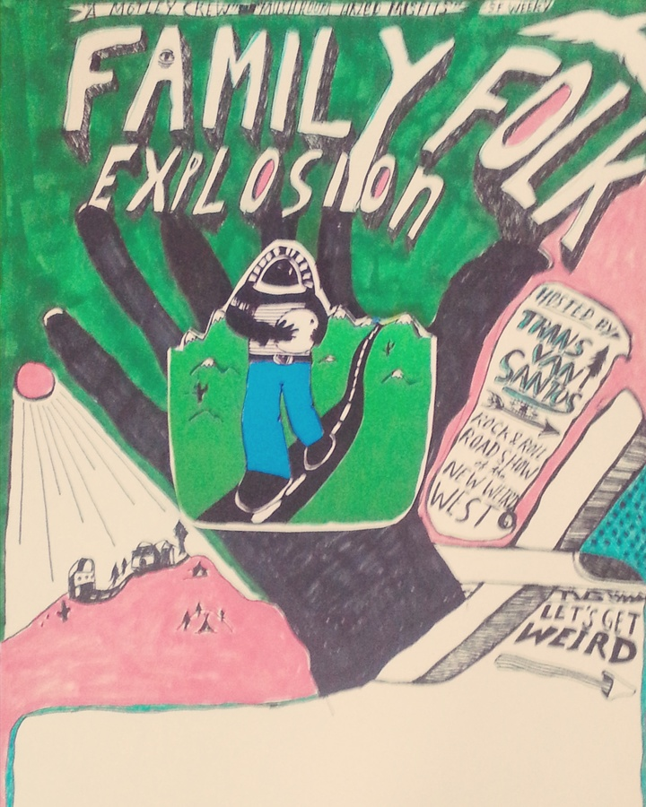 Family Folk Explosion Tour Dates