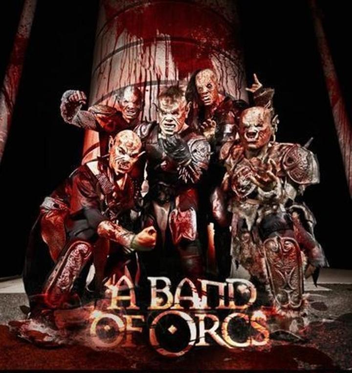 A Band of Orcs @ The Riot Room - Kansas City, MO
