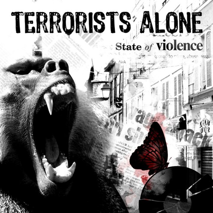 TERRORISTS ALONE Tour Dates