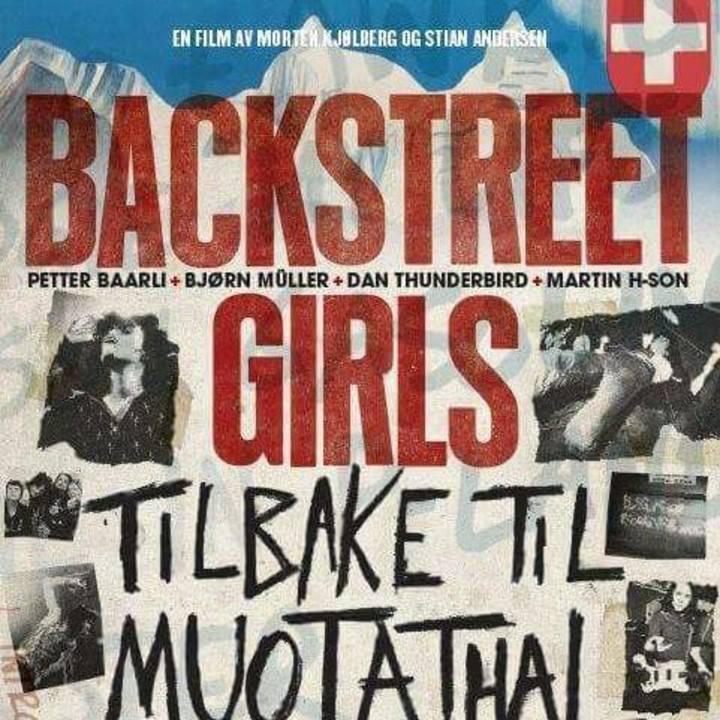 Backstreet Girls @ Sweden Rock Festival - Solvesborg, Sweden