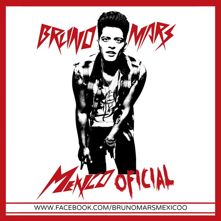 Bruno Mars México Oficial Tour Dates