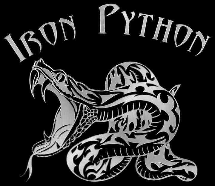 Iron Python Tour Dates