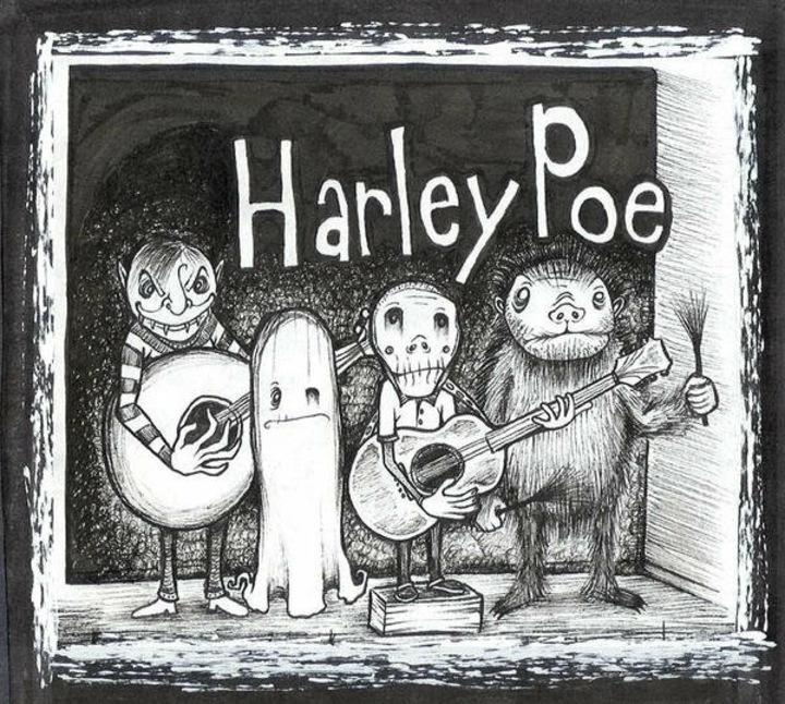 Harley Poe Tour Dates