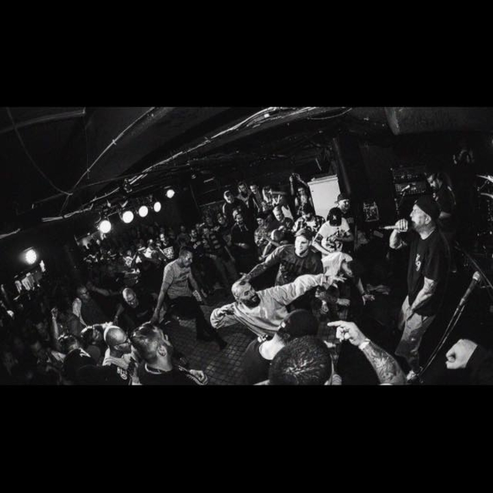 Death Before Dishonor @ The Korova - San Antonio, TX