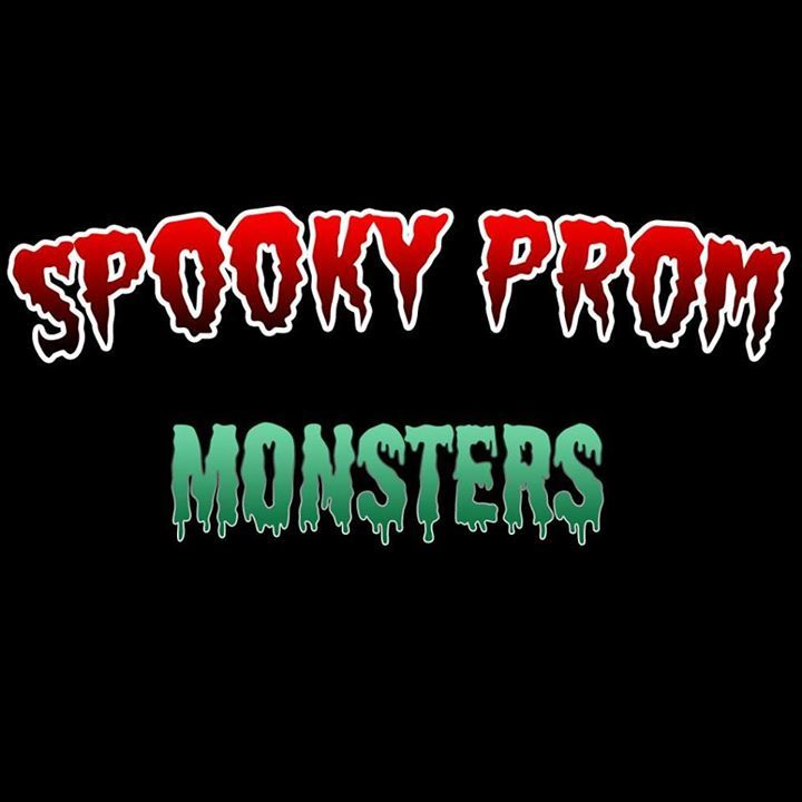 Spooky Prom Monsters Tour Dates