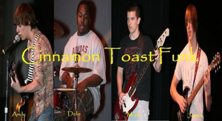 Cinnamon Toast Funk Tour Dates
