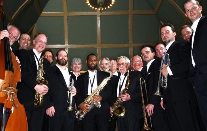 Knoxville Jazz Orchestra @ U.S. Cellular Stage at the Bijou Theatre - Knoxville, TN