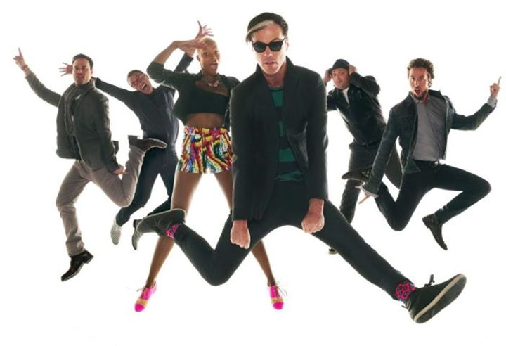 Fitz & The Tantrums @ Darien Lake Performing Arts Center - Darien Center, NY