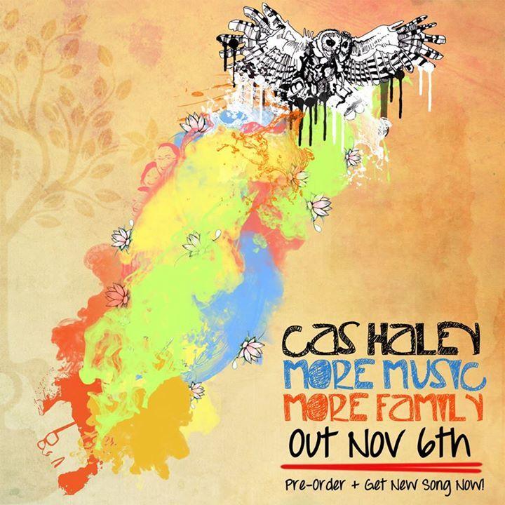 Cas Haley Tour Dates