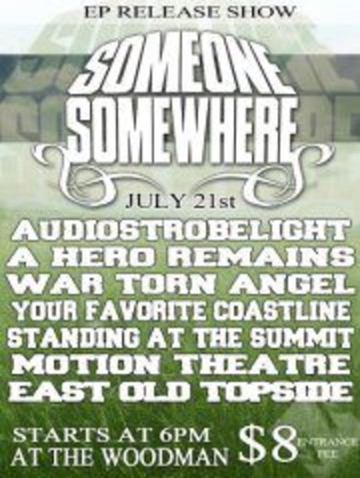 Someone, Somewhere Tour Dates