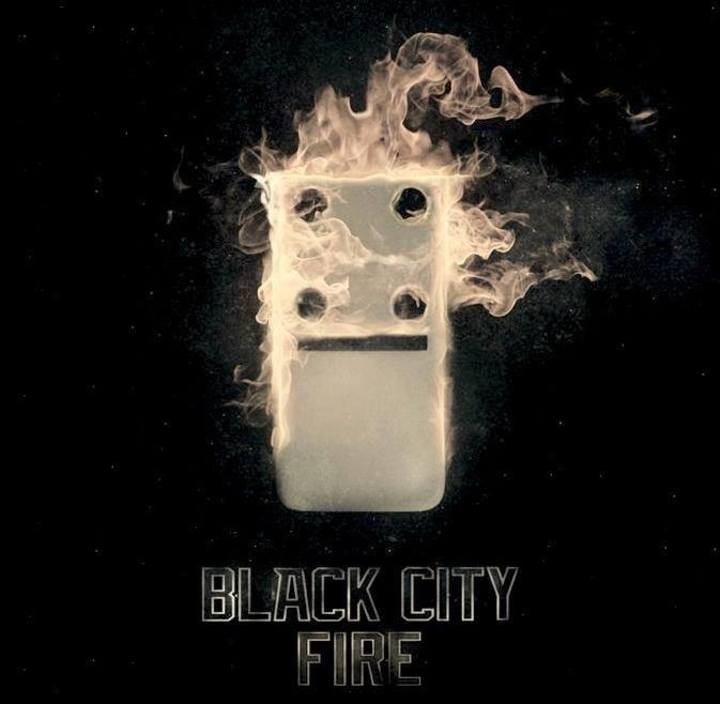 Black City @ Colos Saal - Aschaffenburg, Germany