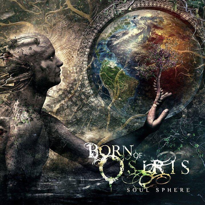 Born of Osiris @ Feierwerk - Munchen, Germany