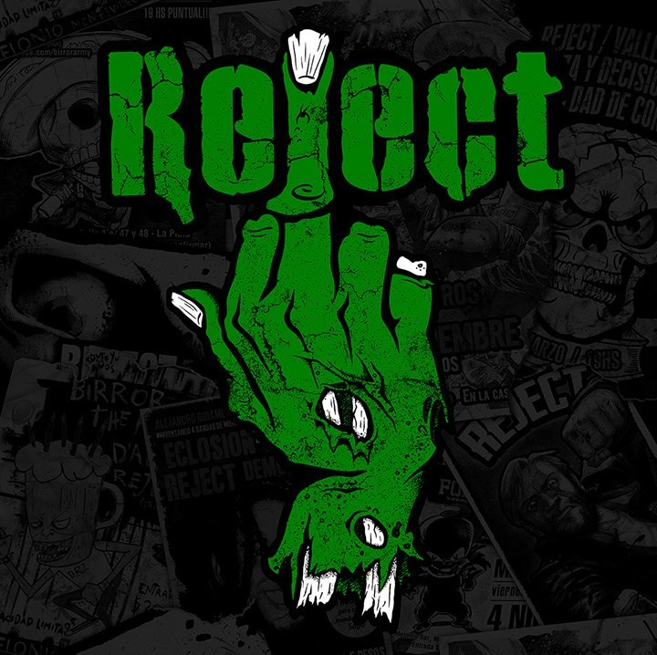 Reject HcPunk Tour Dates