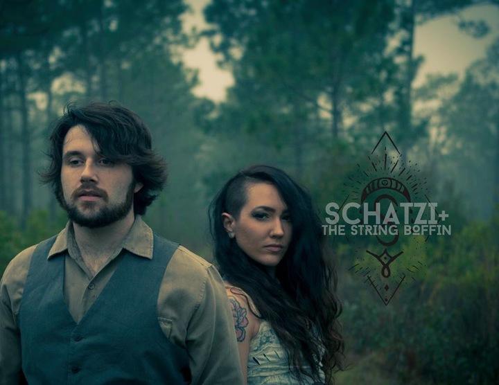 Schatzi + The String Boffin @ Shorty's  - Grayton Beach, FL