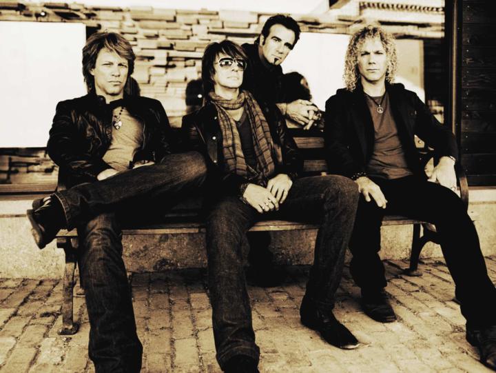 Bon Jovi @ Staples Center - Los Angeles, CA