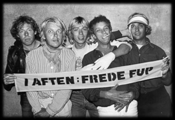 Frede Fup Tour Dates
