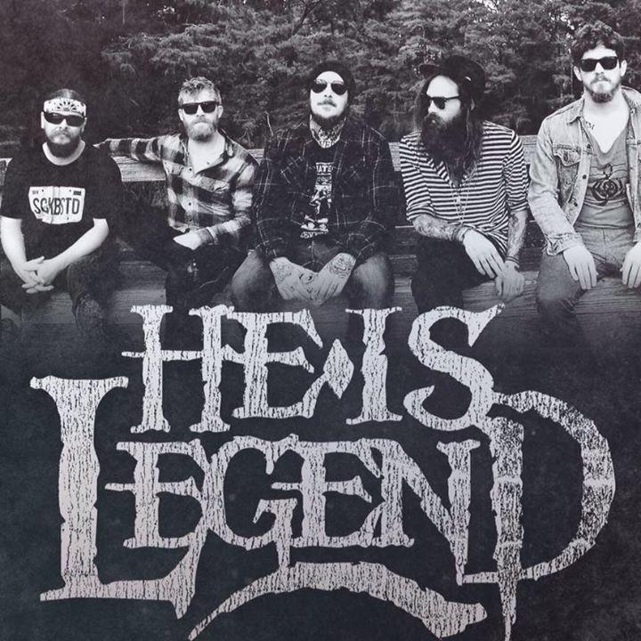 He Is Legend @ Mojoes - Joliet, IL