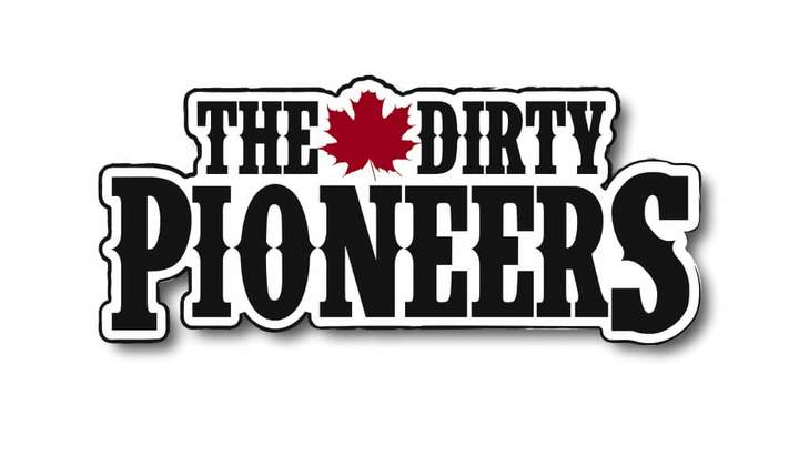 The Dirty Pioneers Tour Dates