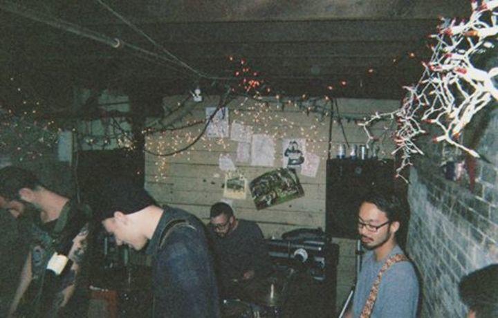 the Desarios @ Green Room - Athens, GA