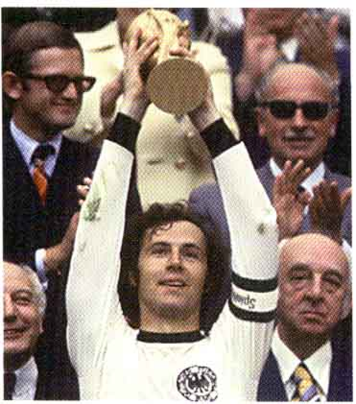 Beckenbauer Tour Dates
