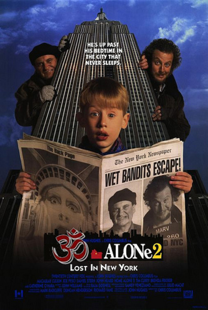 Home Alone 2 Tour Dates
