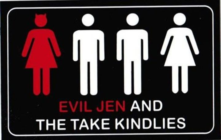 Evil Jen and the Take Kindlies Tour Dates