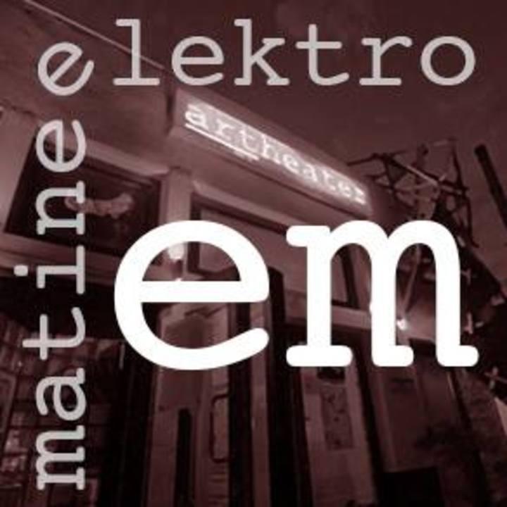 Elektro Matinee Tour Dates