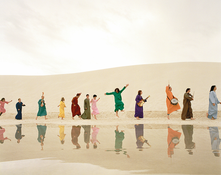 The Polyphonic Spree @ House of Blues Dallas - Dallas, TX