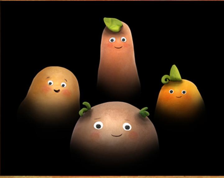 Small Potatoes Tour Dates