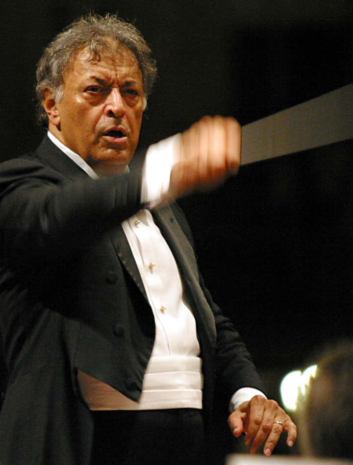 Zubin Mehta Tour Dates