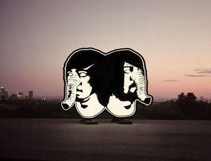 Death From Above 1979 @ MRCY Block Party - Laval, Canada