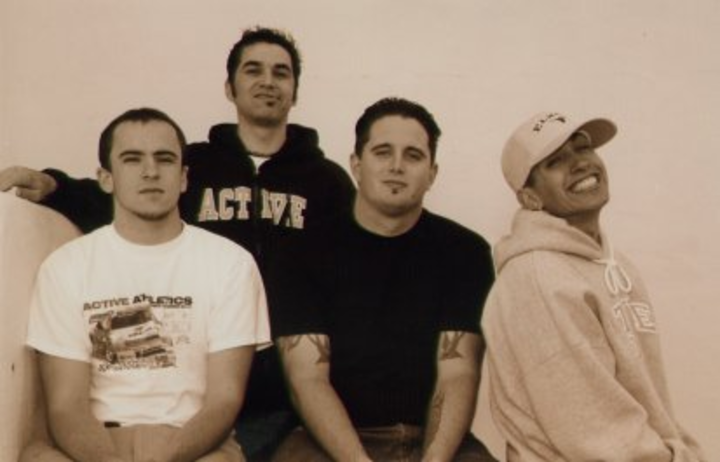 an analysis of the songs of the christian punk band mxpx