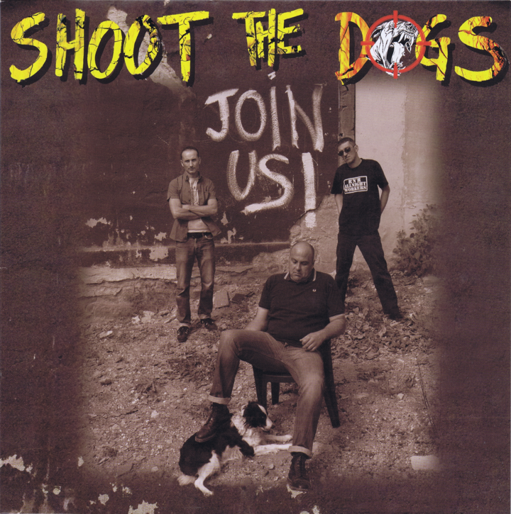 Shoot The Dogs Tour Dates