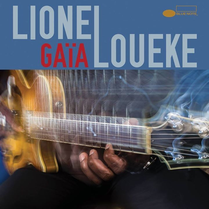 Lionel Loueke @ Le 106 - Rouen, France
