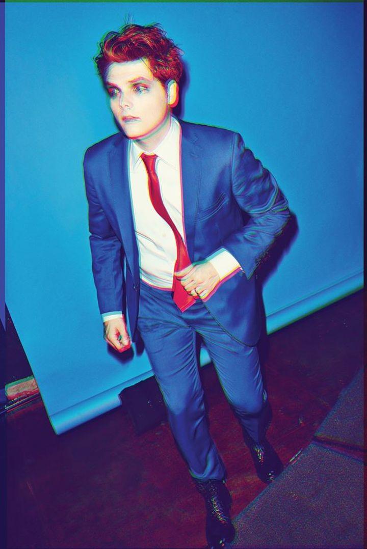 Gerard Way Tour Dates 2016 - Upcoming Gerard Way Concert Dates and ...