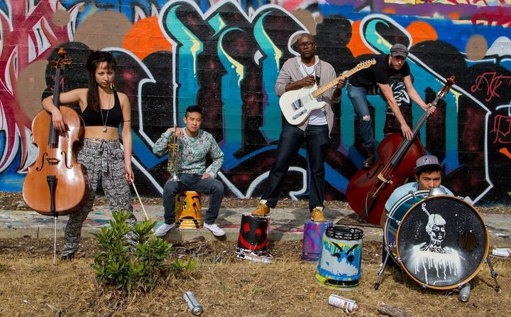 Mad Noise @ Ashkenaz - Berkeley, CA