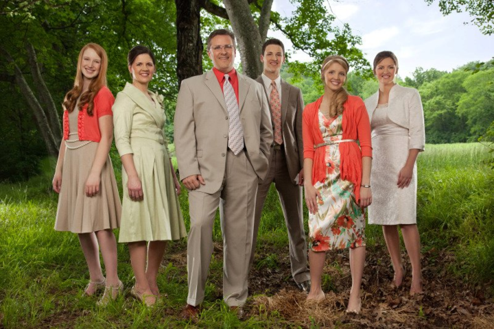 The Collingsworth Family Tour Dates