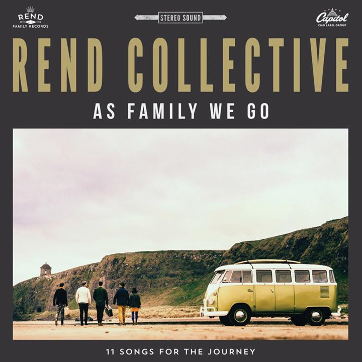 Rend Collective Experiment Tour Dates