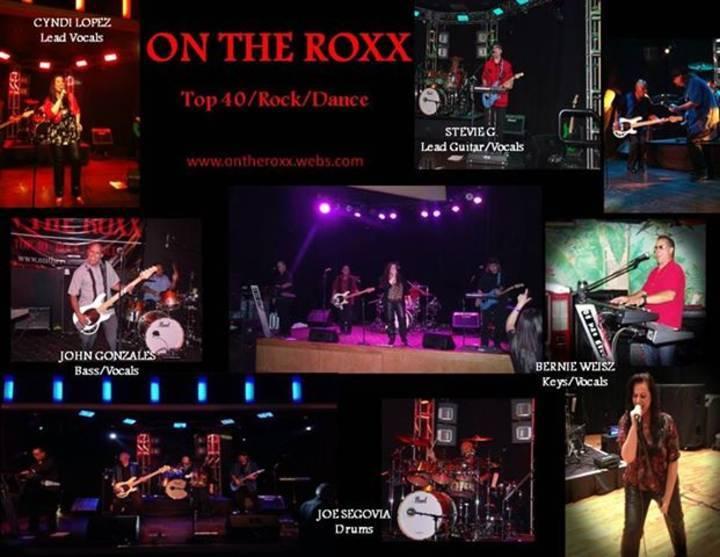 On The Roxx Tour Dates