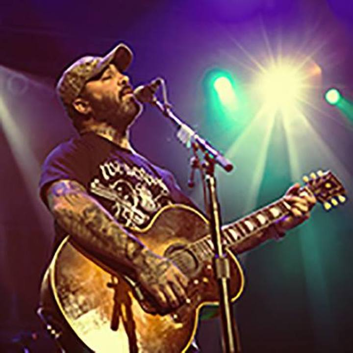 Aaron Lewis @ Whiskey River Ranch - Springfield, OR